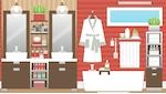 Teaserbild für alles rund um Badezimmer, Hygiene und Co.