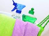 Tipps für eine schnelle Reinigung im Haushalt.