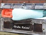 Vakuumbeutel schaffen mehr Platz im Koffer