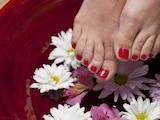 Fungizid hilft gegen Fußpilz