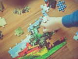 10 schöne Puzzles für Kinder ab zwei Jahren