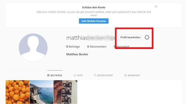Instagram-Account löschen: So deaktivieren Sie Ihr Konto