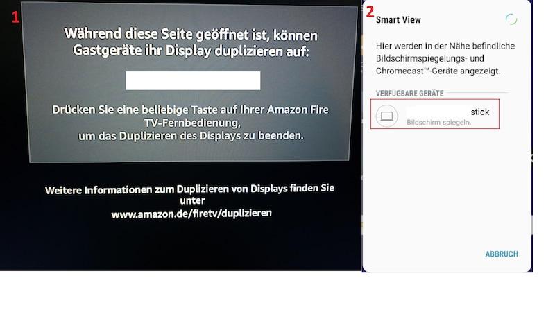 Fire TV Stick: So einfach können Sie Ihren Android Bildschirm auf Ihren TV übertragen