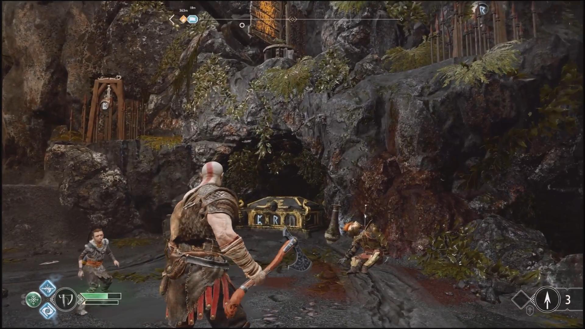 In God of War sind die Walküren Gegner, die sehr schwer zu besiegen sind.