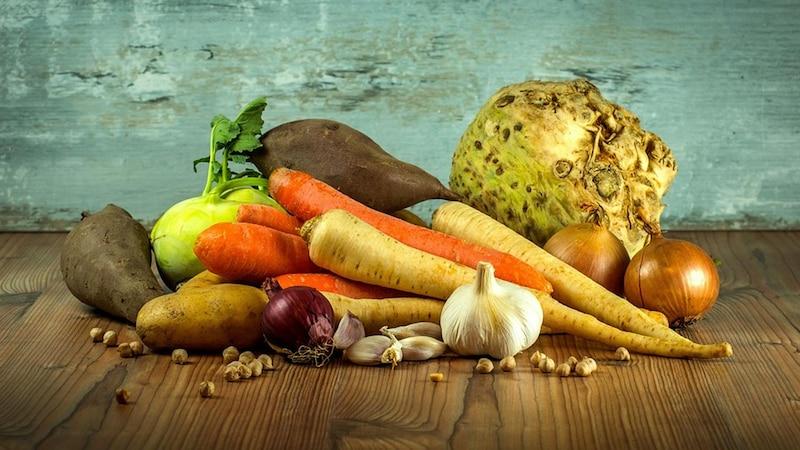 Süßkartoffel roh essen: Was Sie darüber wissen sollten