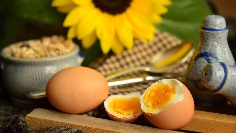 Eier richtig kochen: So lange dauern harte und weiche Eier