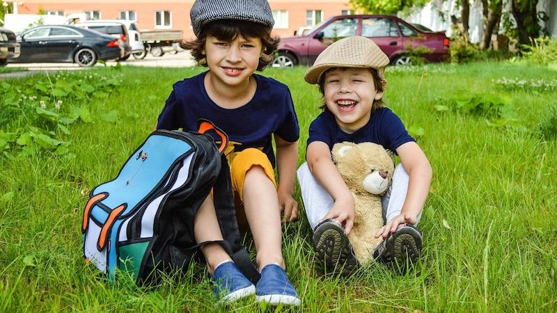 Bewegungsspiele für Kinder: Die besten Ideen