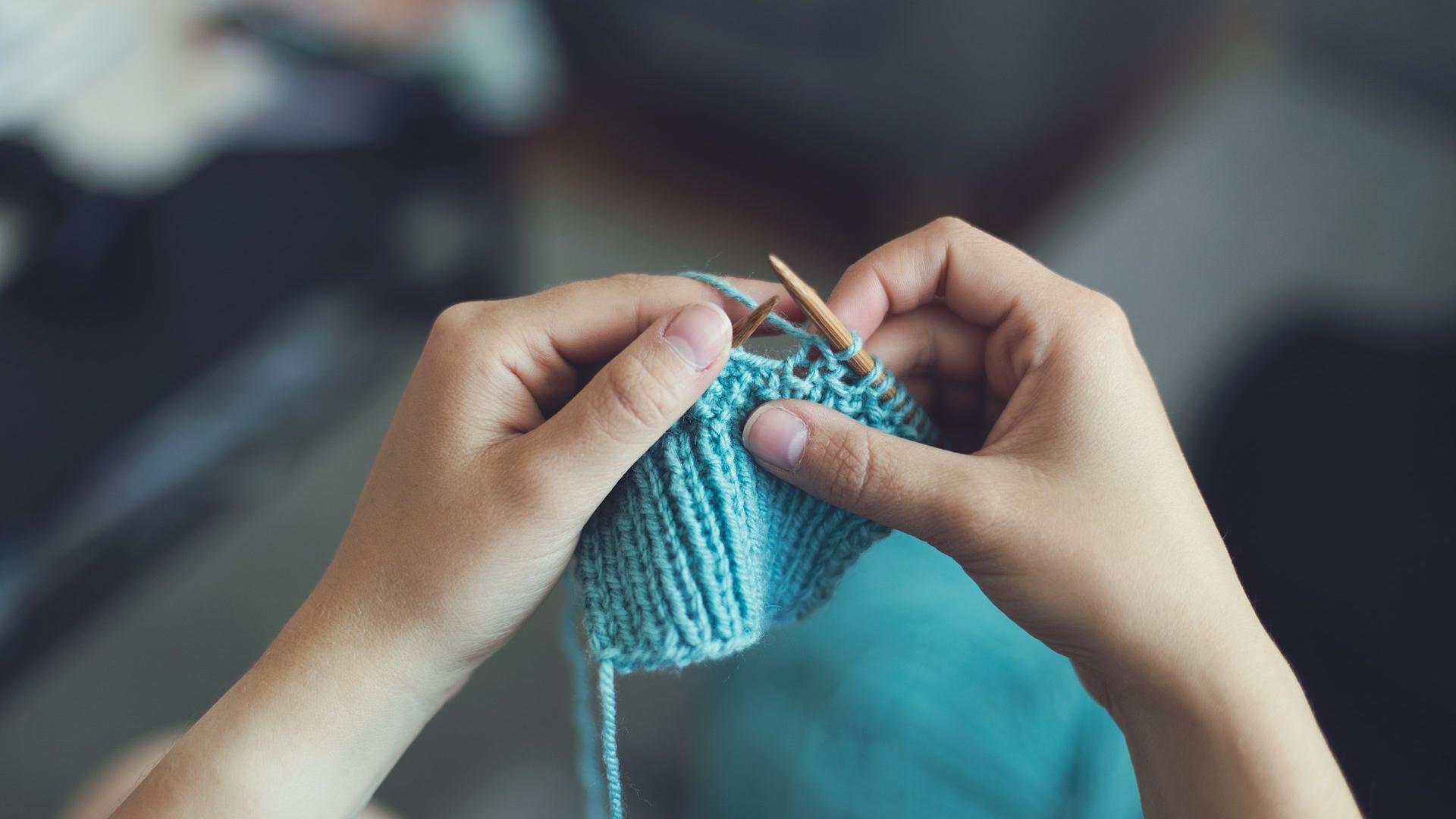 Einfach stricken lernen - so klappt es