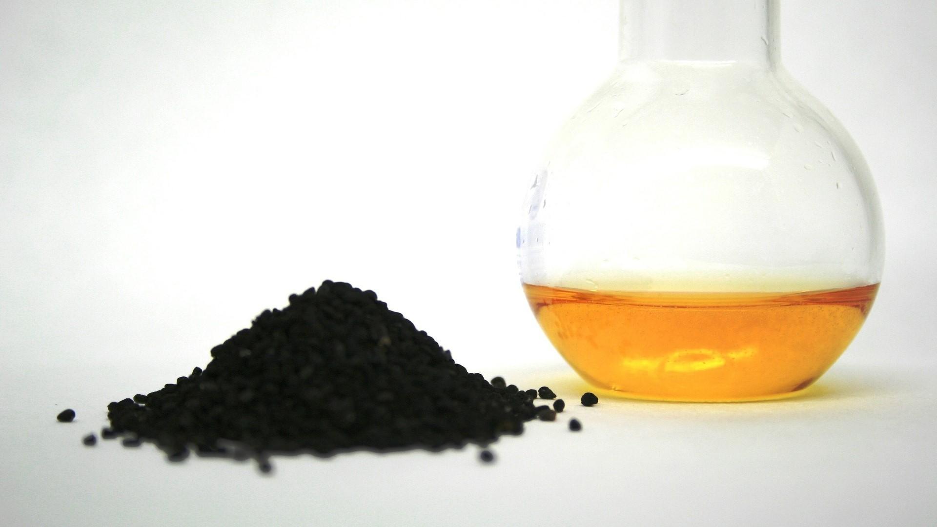 Schwarzkümmelöl hilft gegen sehr viele Allergien.