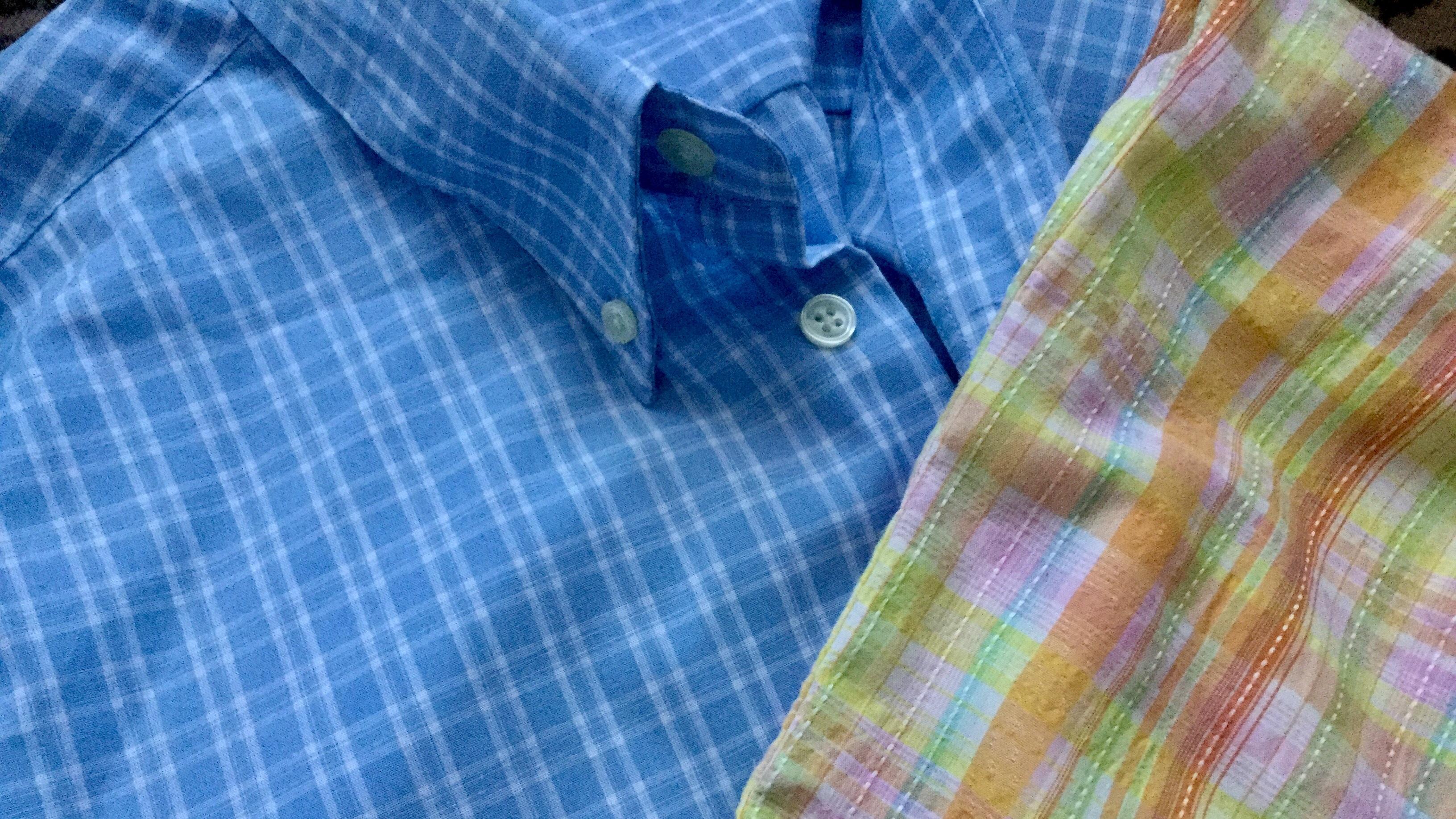 Alte Kleidung lässt sich zu neuer upcyceln