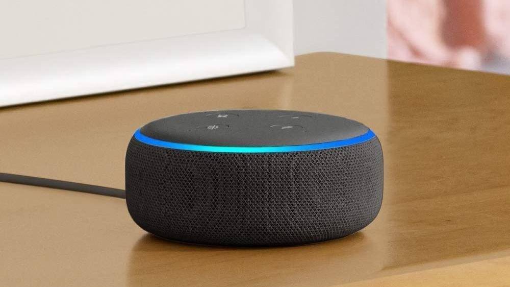 Echo Dot von Amazon zurücksetzen