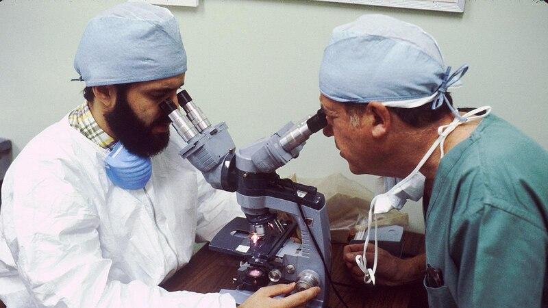 Was sind Bakterien? Da Bakterien nur zwischen 0,1 und 700 Mikrometer groß sind, können sie nur unter dem Mikroskop betrachtet werden.