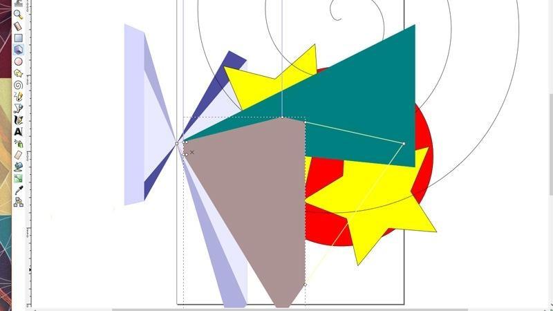 JPG mit Inkscape in Vektorgrafik umwandeln