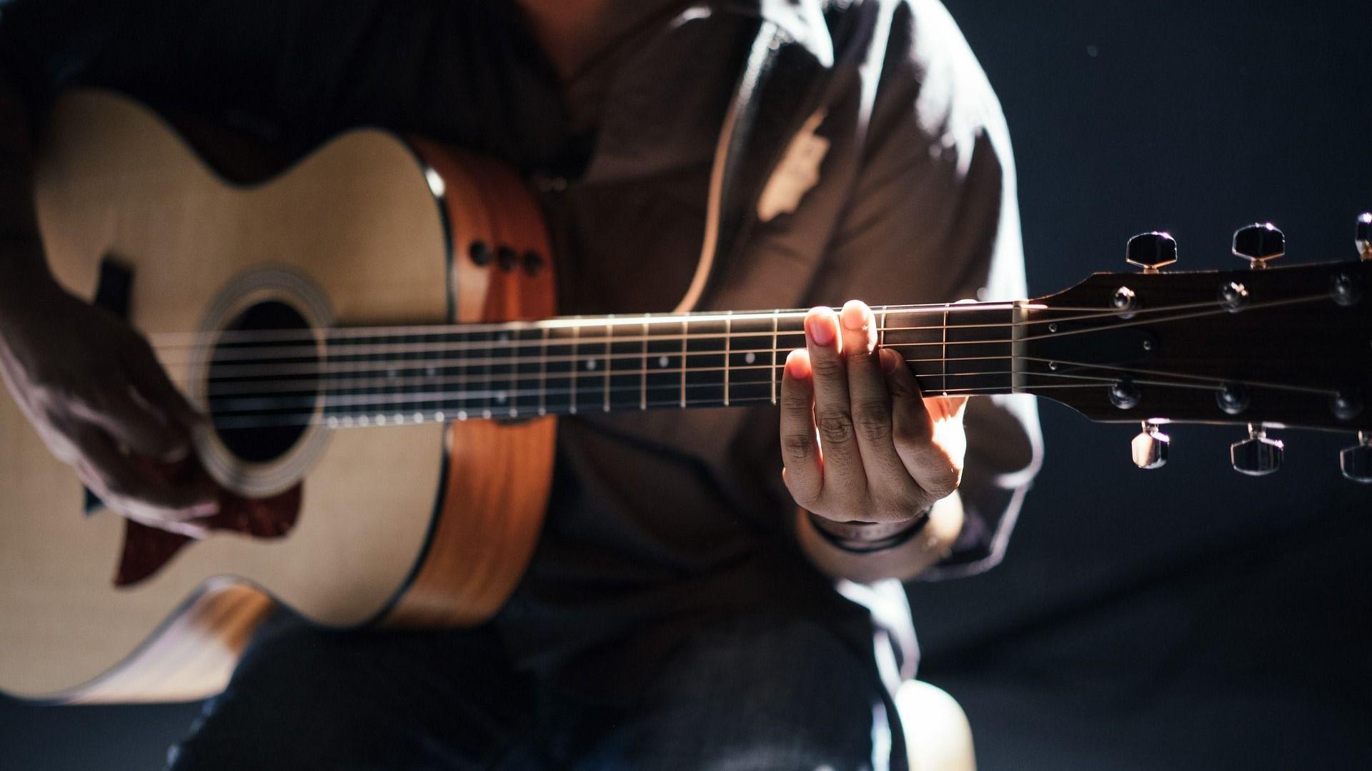 Nur eine gut gepflegte Gitarre hat auch eine gute Klangqualität.