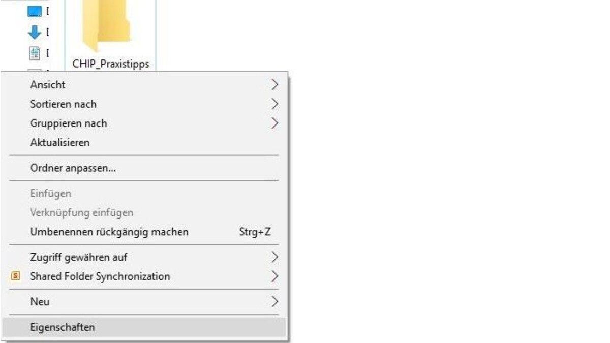 Windows: Schreibschutz lässt sich nicht entfernen - Öffnen Sie zunächst die Eigenschaften der Datei
