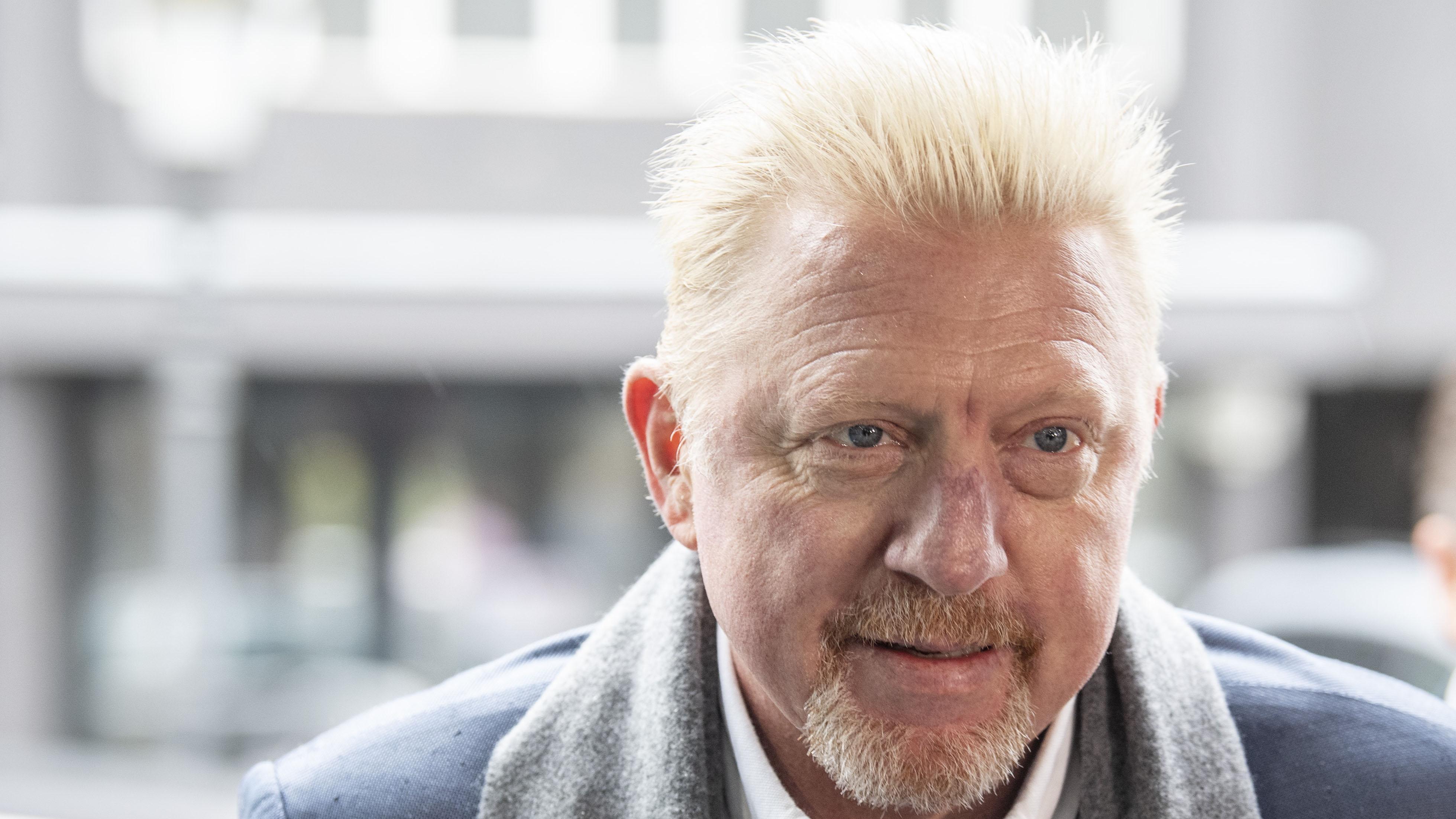 Boris Becker: Einstiger Tennisstar muss wegen eines laufenden Insolvenzverfahrens regelmäßig vor Gericht