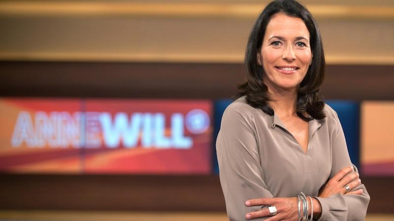 Talkshow-Moderatorin Anne Will