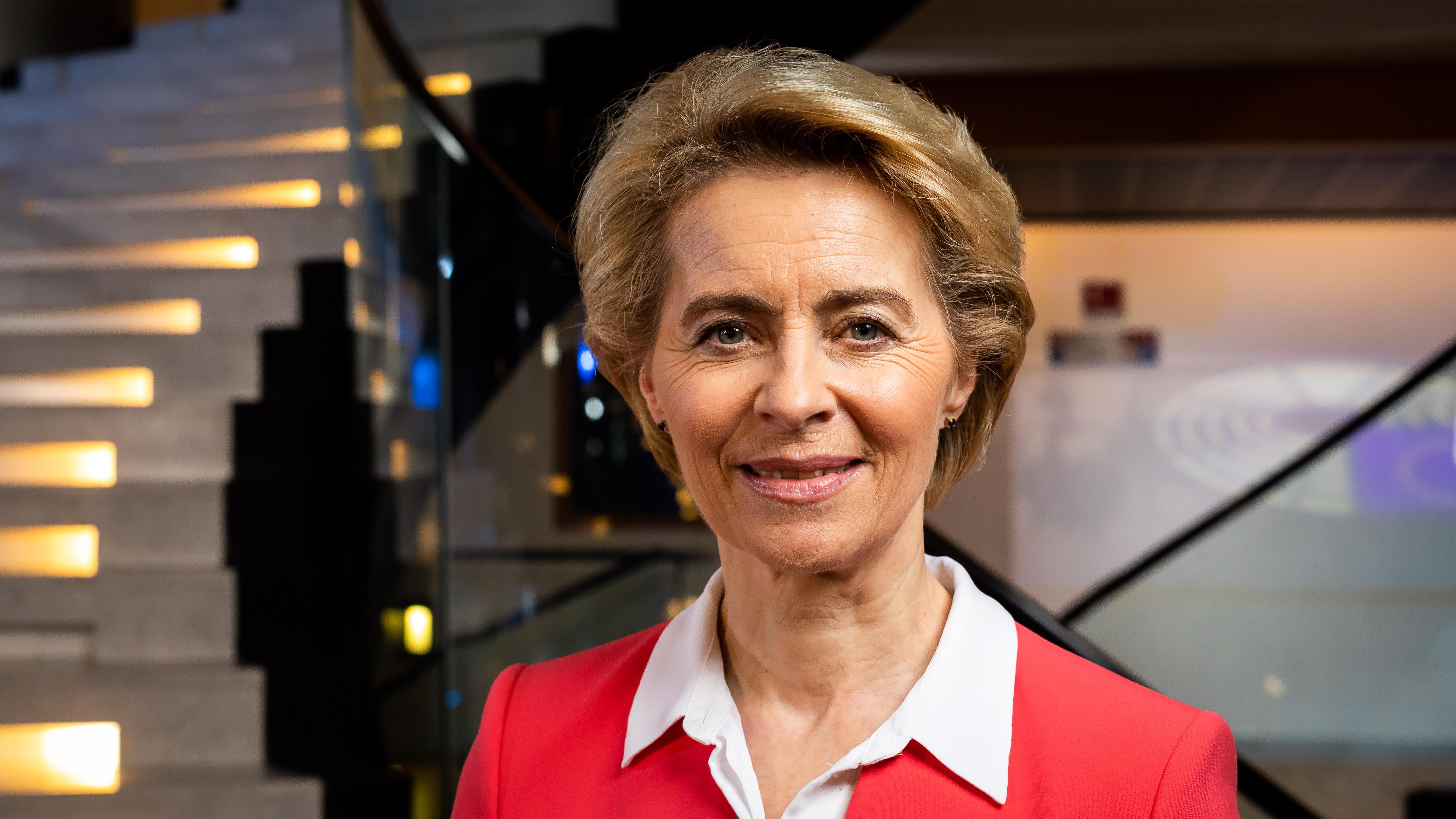 Ursula von der Leyen legte eine steile Karriere hin