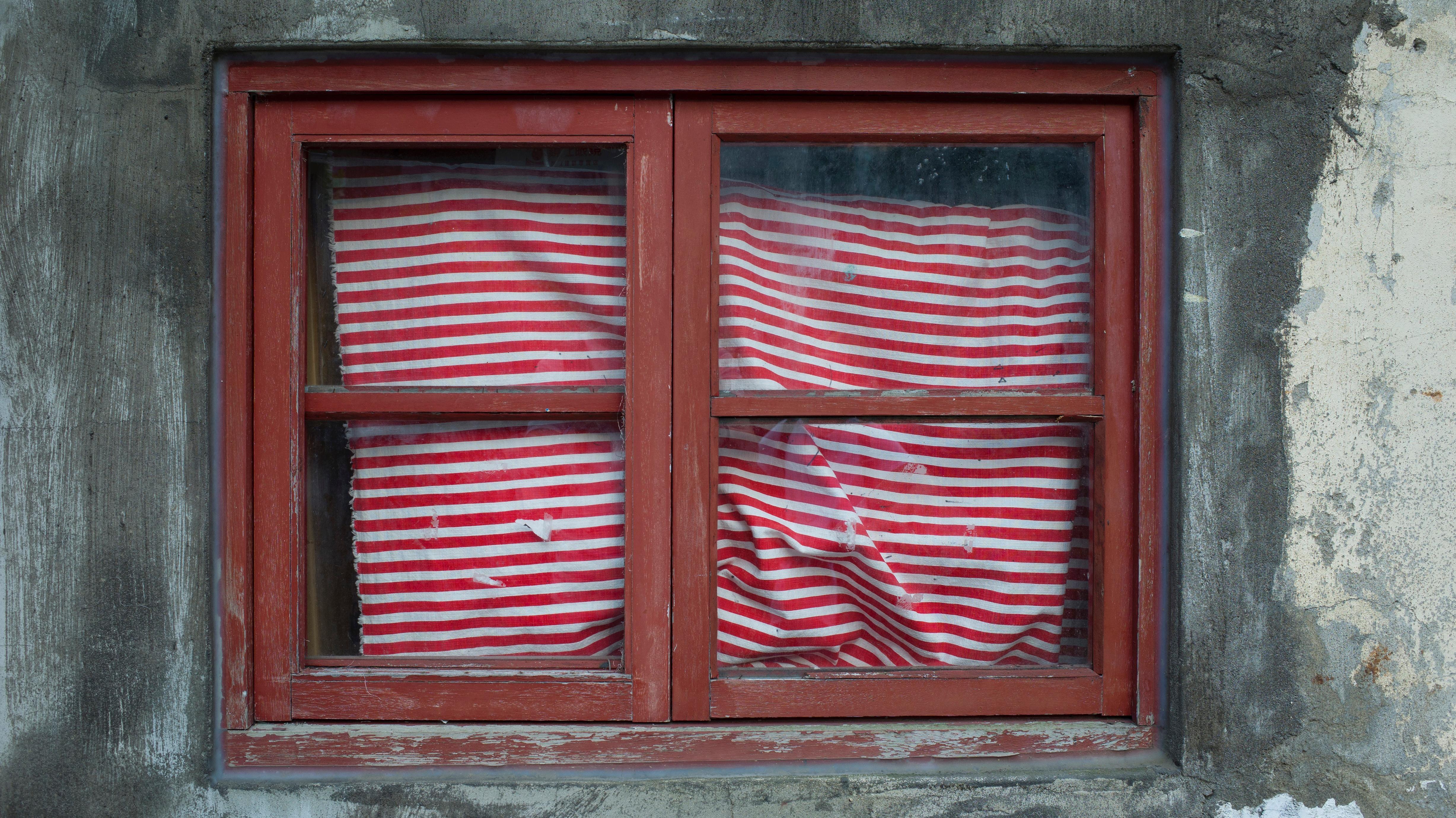 Alte Fenster und Türen sind häufig schlecht isoliert.