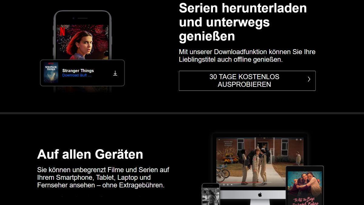 Netflix ohne Smart-TV auf einem Fernseher schauen