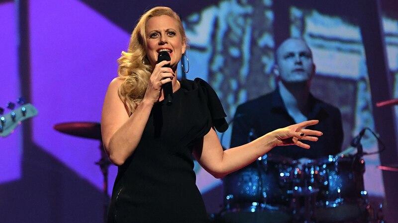Barbara Schöneberger auf der Bühne