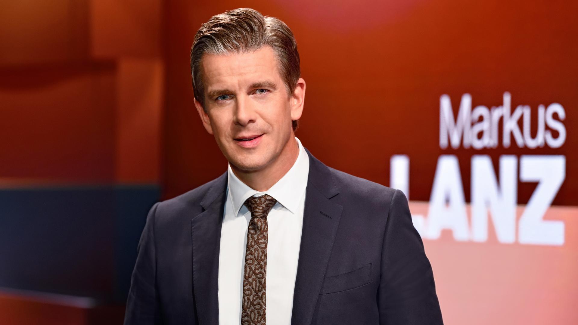 Markus Lanz hat seit 2008 seine eigene Talkshow im ZDF