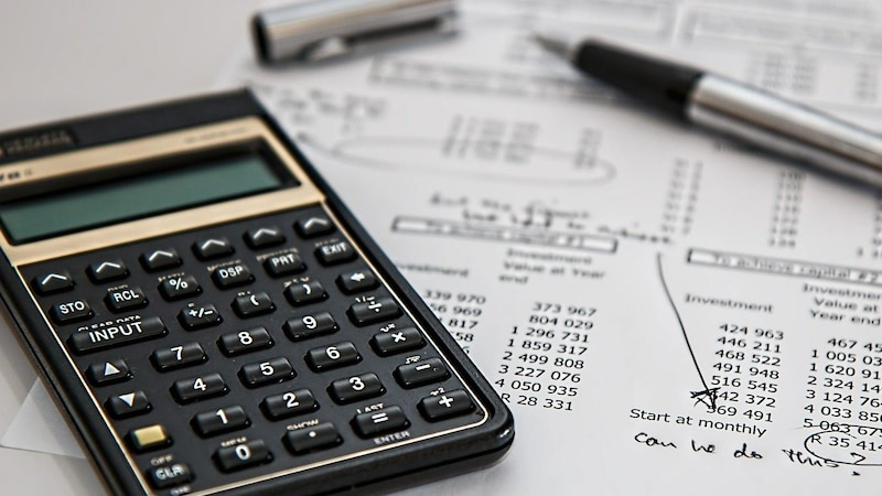 Eine Hypothek beschreibt ein Pfandrecht an einer Immobilie