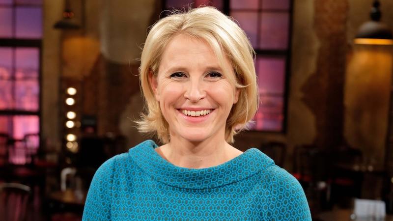Moderatorin Susan Link
