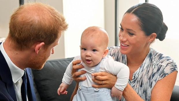 Das erste Kind der beiden heißt Archie Harrison Mountbatten-Windsor (geboren im Mai 2019)