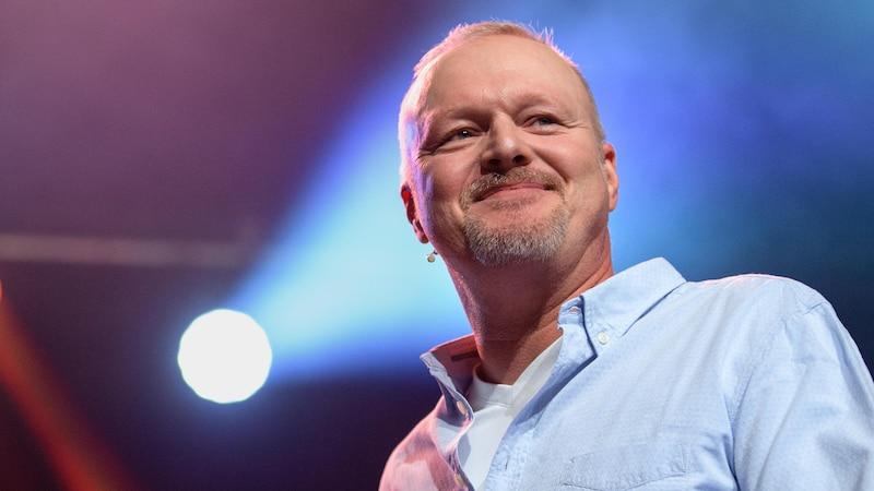 Deutsche TV-Legende: Stefan Raab