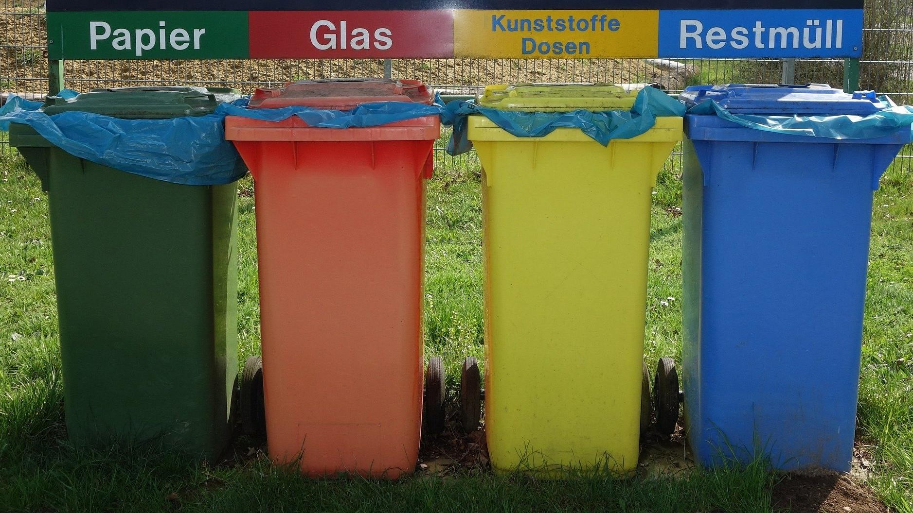 Geld für Müll: So können Sie aus Abfall Geld machen