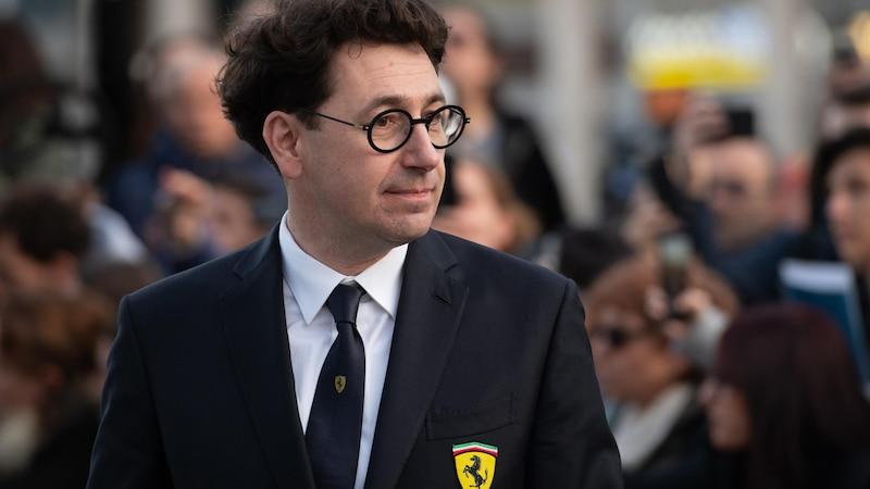 Mattia Binotto, Teamchef von Scuderia Ferrari