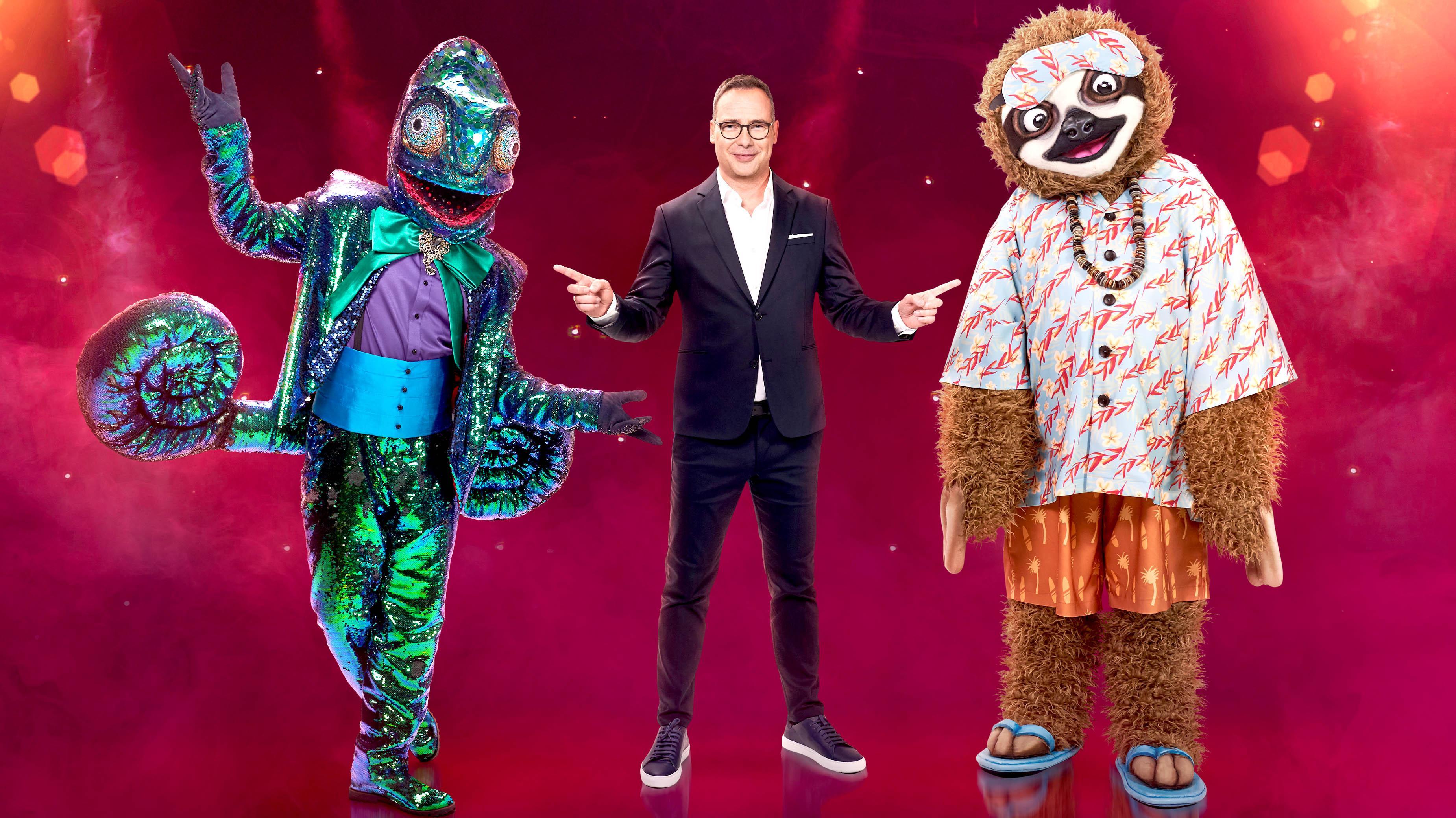Masked Singer 2021: Live-Stream, Termine, Kostüme