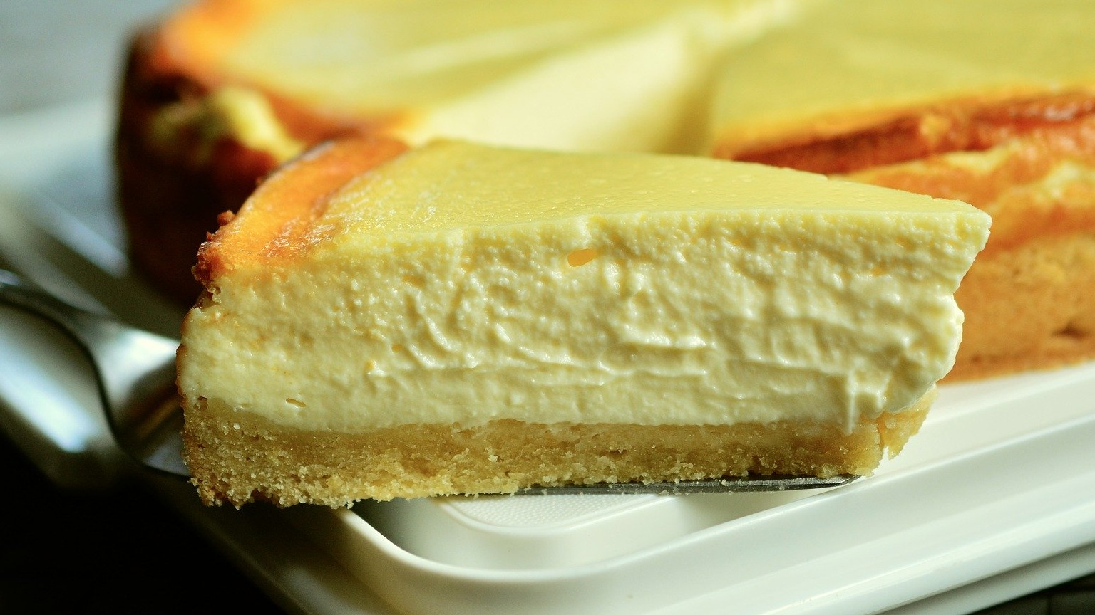 Käsekuchen einfrieren - so machen Sie den Kuchen haltbar