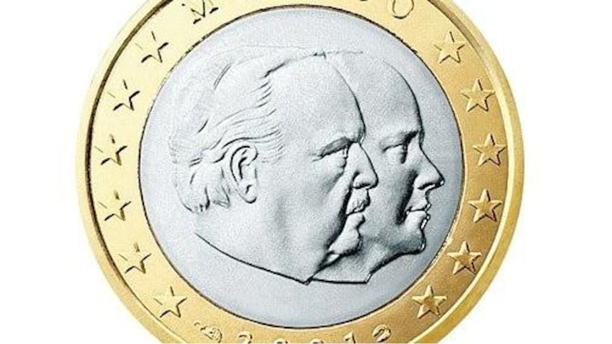 1-Euro-Münze aus Monaco ab 2001
