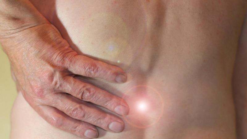 Energetische Wirbelsäulenaufrichtung kann unter anderem Schmerzen auflösen