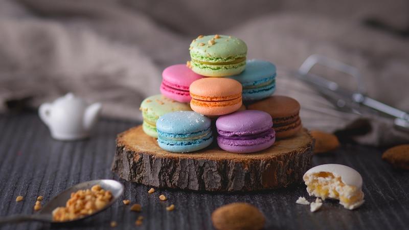 Macarons selber zu machen ist nicht so schwer wie Sie denken.