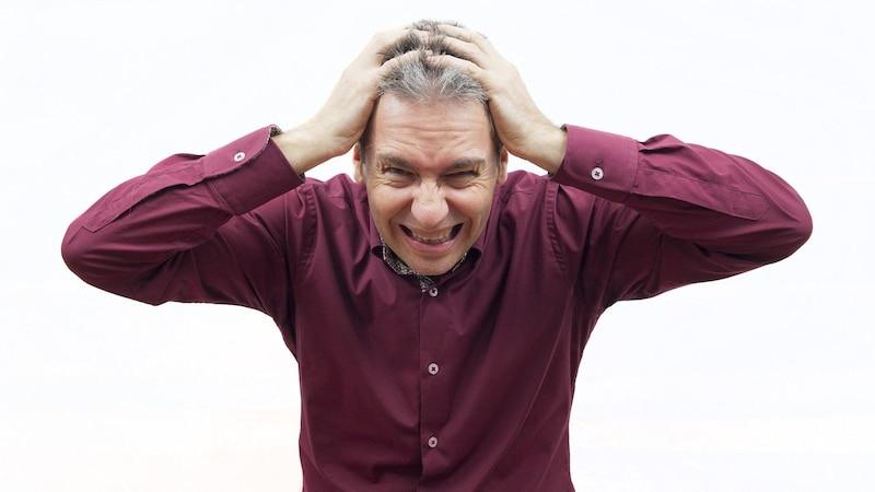 Nervenzusammenbruch: Wie Sie die Symptome richtig deuten