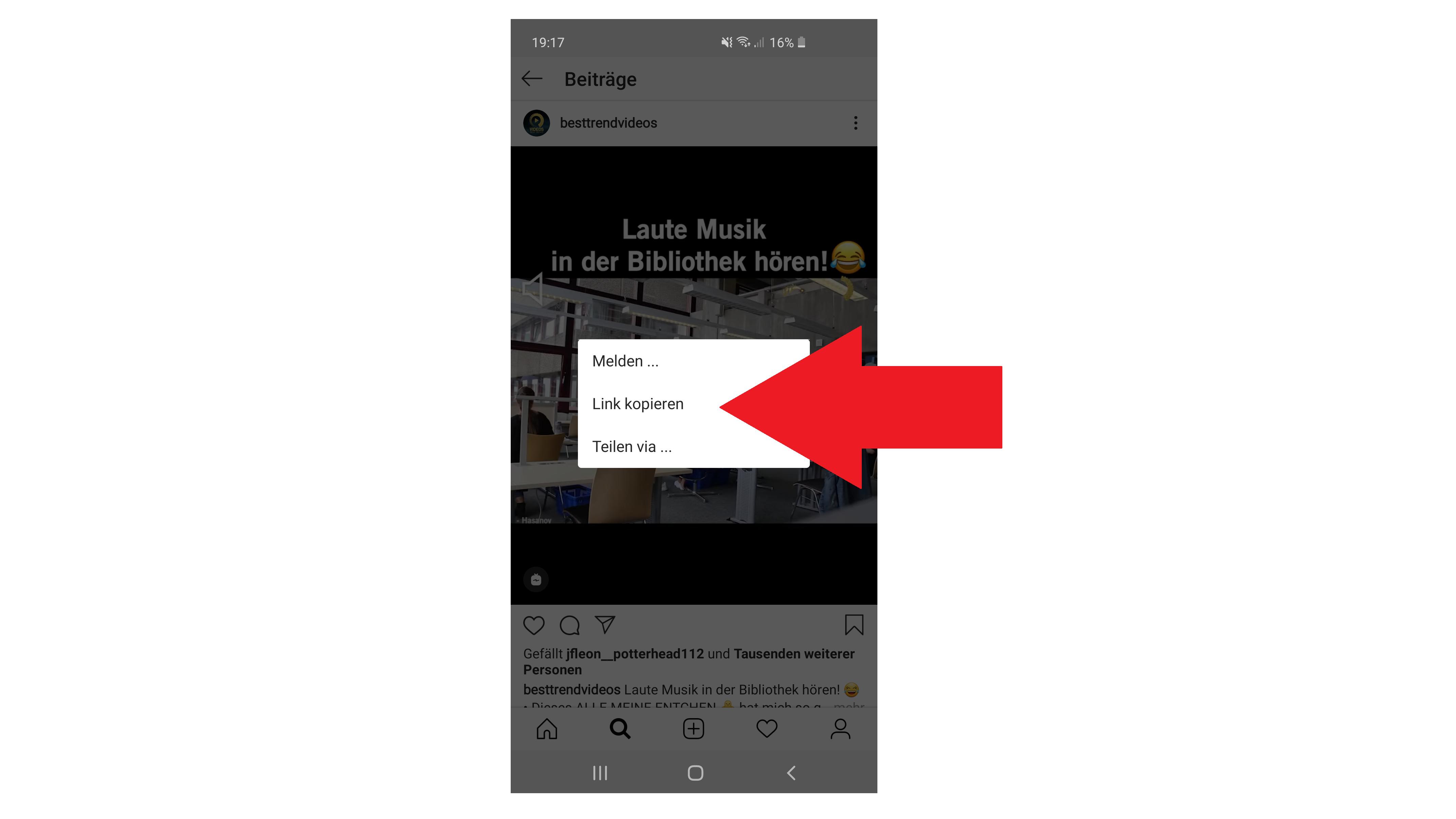 Instagram: Video per App downloaden