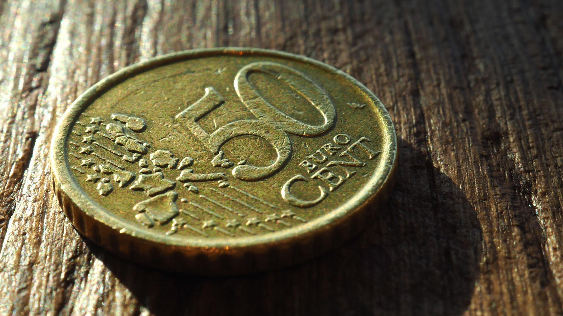 Fehlprägungen gibt es auch bei 50-Cent-Münzen
