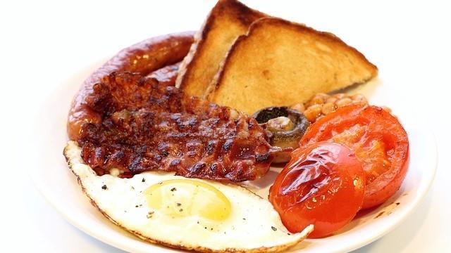 Englisches Frühstück können Sie ganz leicht nachkochen