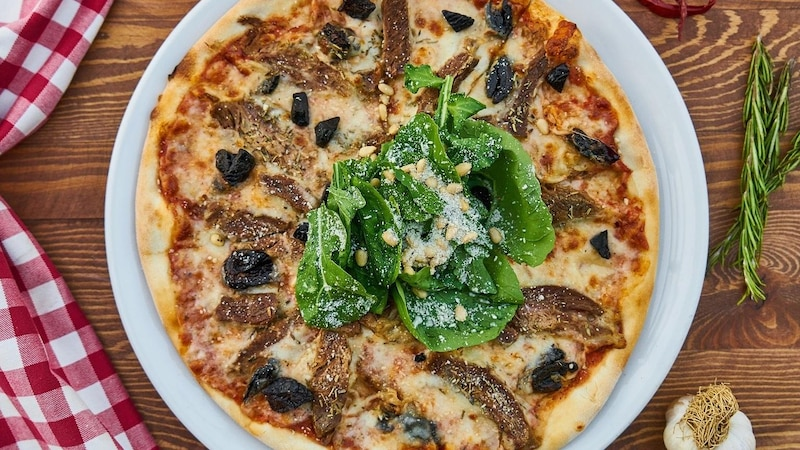 Glutenfreie Pizza - Einfaches Rezept zum Selbermachen