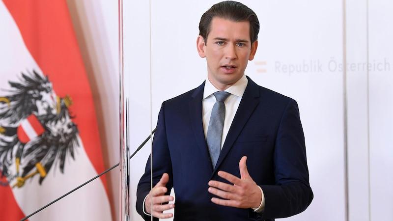 Steile Karriere in Österreich: Sebastian Kurz stieg bis zum Bundeskanzler auf