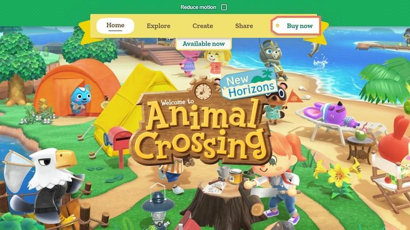 Animal Crossing: New Horizons - alle Infos