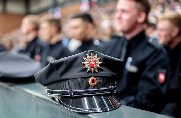 Dienstgrade bei der Polizei: Das sind die Amtsbezeichnungen