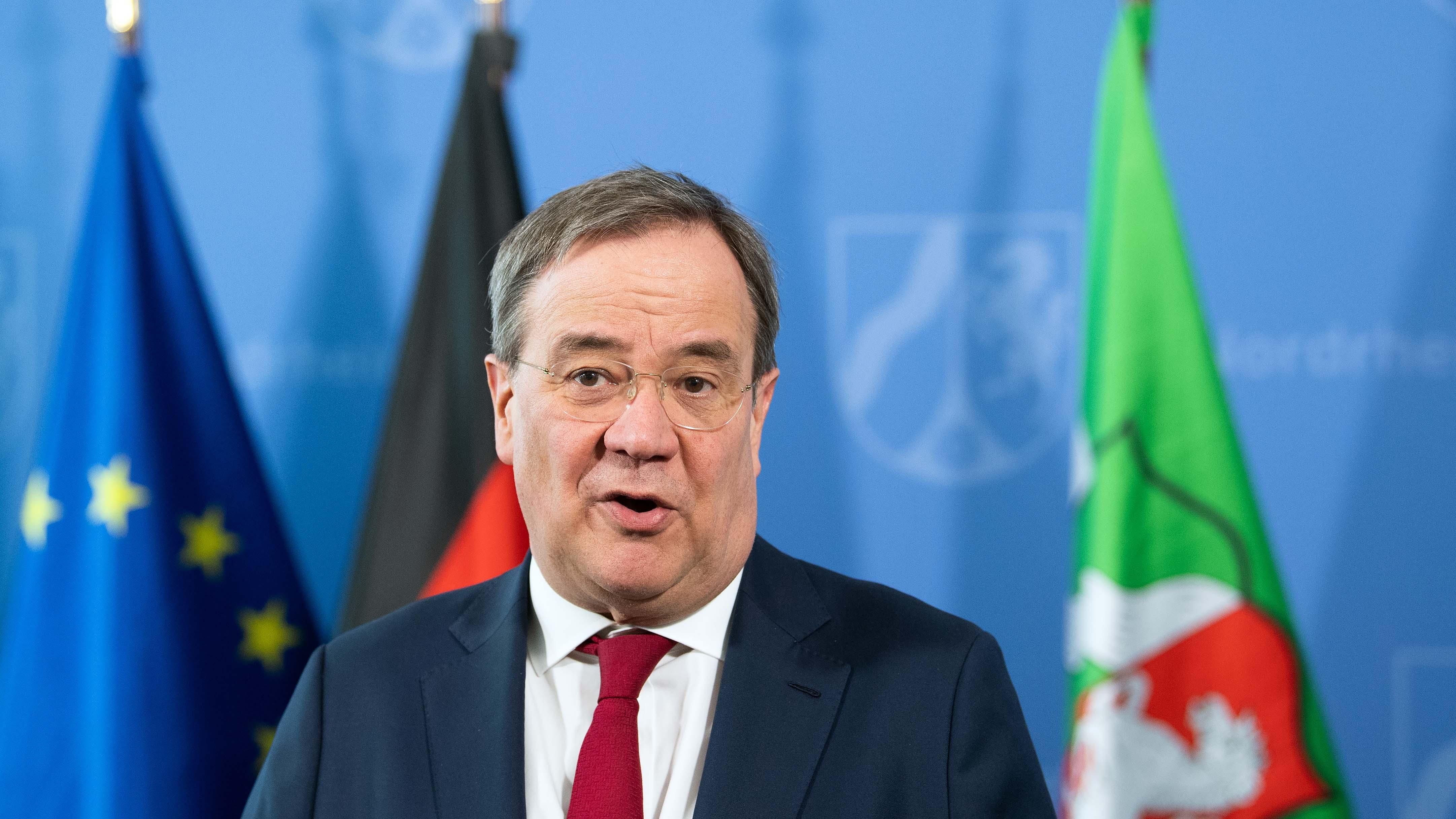 Politiker Armin Laschet ist in Aachen geboren