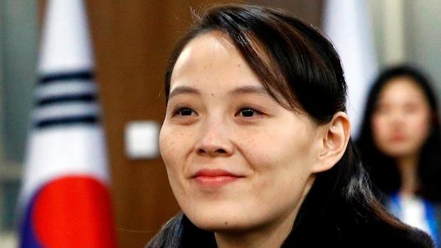 Kim Yo-Jong: Die jüngere Schwester von Jong-Un gilt als enge Vertraute des Obersten Führers und mögliche Nachfolgerin.