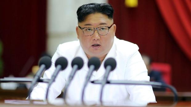 ... bestätigt Kim Jong-Un die Machtdemonstrationen gewöhnlich danach öffentlich.