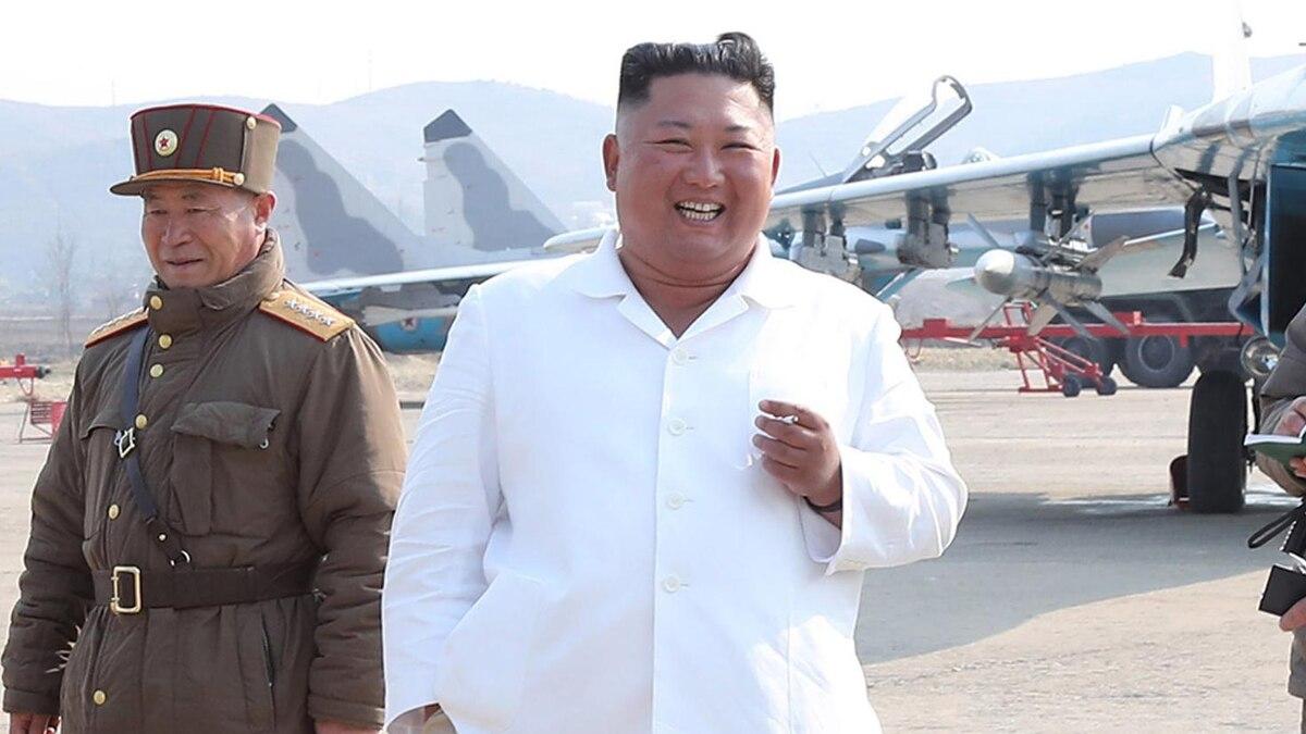 Jong-Un befehligt die eigene Luftwaffe und besitzt auch Privatjets.