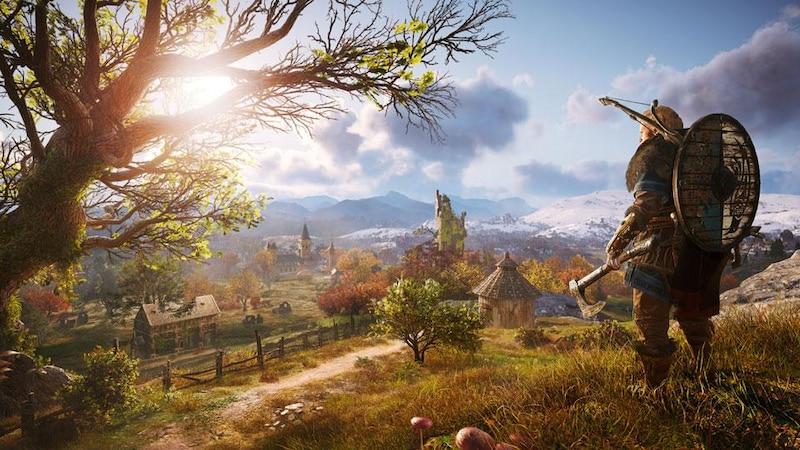 In Assassin's Creed Valhalla spielen Sie als Wikinger Eivor.